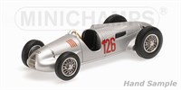Minichamps Auto Union Type C/D - 1939 Grossglockner Hill Climb - #126 H. Stuck 1:43