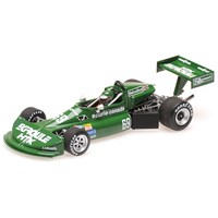 Minichamps March 76B - 1st 1976 Formula Atlantic Mont-Tremblant - #69 G. Villeneuve 1:43