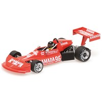 Minichamps March 76B - 3rd 1976 Formula Atlantic Trois-Rivieres Park Grand Prix - #96 J. Hunt 1:43