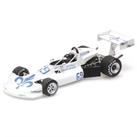 Minichamps March 76B - 1st 1976 Formula Atlantic Motorsport Park - #69 G. Villeneuve 1:43
