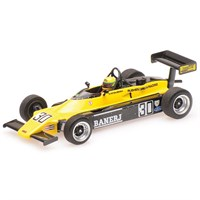 Minichamps Van Diemen RF82 - 1982 Jyllands-Ring Formula Ford - #30 A. Senna 1:43