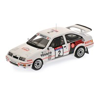 Minichamps Ford Sierra RS Cosworth - 1987 Tour de Corse - #2 S. Blomqvist 1:43