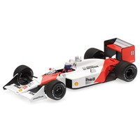 Minichamps McLaren MP4/4 - 1st 1988 Brazilian Grand Prix - #11 A. Prost 1:43