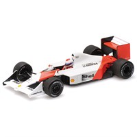 Minichamps McLaren MP4/4B Test Car - 1988 - E. Pirro 1:43