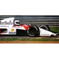 Minichamps McLaren MP4/4B Test Car - 1988 - J. Palmer 1:43