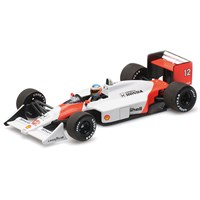 Minichamps McLaren MP4/4 - 2015 Catalunya Test - #12 F. Alonso 1:43