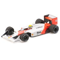 Minichamps McLaren MP4/4 - 1st 1988 Japanese Grand Prix - #12 A. Senna 1:43