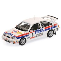 Minichamps Ford Sierra RS Cosworth - 1st 1989 Ypres Rally - #6 R. Droogmans 1:43