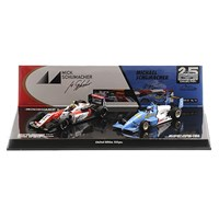 Minichamps Reynard F903 1990 & -Dallara F317 2018 - M. Schumacher & M. Schumacher - Macau F3 - Two Car Set 1:43