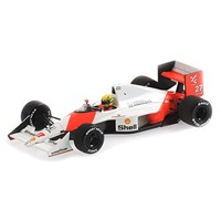 McLaren MP4/5B - 1st 1990 USA Grand Prix - #27 A. Senna 1:43