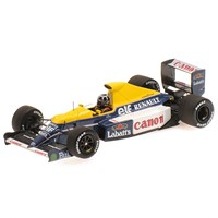 Minichamps Williams FW13B - 1991 Silverstone Test - #0 D. Hill 1:43