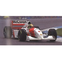 McLaren MP4/8 - 1st 1993 European Grand Prix - #8 A. Senna 1:43