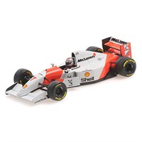 Minichamps McLaren Ford MP4/8 - 1993 European Grand Prix - #7 M. Andretti 1:43