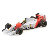 Minichamps McLaren MP4/8 - 1st 1993 Japanese Grand Prix - #8 A. Senna 1:43