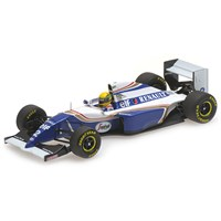 Williams FW16 - 1994 San Marino Grand Prix - #2 A. Senna 1:43