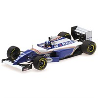Williams FW16 Grand Prix Debut - 1994 Spanish Grand Prix - #2 D. Coulthard 1:43