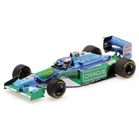 Minichamps Benetton B194 - 1994 British Grand Prix - #6 J. Verstappen 1:43