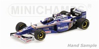 Minichamps Williams FW18 - 1st 1996 Australian Grand Prix - #5 D. Hill 1:43