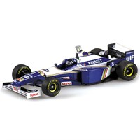 Minichamps Williams FW18 - 1st 1996 Japanese Grand Prix - #5 D. Hill 1:43