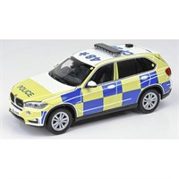 Paragon BMW X5 London Metropolitan Police - 1:43
