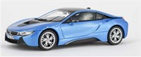 Paragon BMW i8 - Protonic Blue w. Frozen Grey 1:43