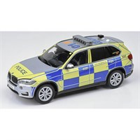 Paragon BMW X5 - Metropolitan Police - Road Traffic Policing Unit 1:43