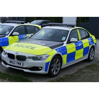 Paragon BMW 3 Series - Greater Manchester Police 1:43