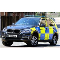 Paragon BMW X5 - Dorset Police Armed Response 1:43