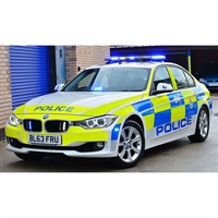 Paragon BMW 3 Series - Leicestershire Police 1:43