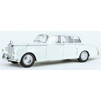 Paragon Rolls-Royce Phantom V RHD 1964 - White 1:18