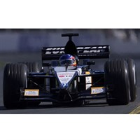 Minichamps Minardi PS01 - 2001 Australian Grand Prix - #21 F. Alonso 1:18