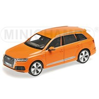 Minichamps Audi Q7 2015 - Orange 1:18