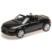 Minichamps Audi TT Roadster 1998 - Black 1:18