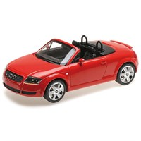 Minichamps Audi TT Roadster - 1998 - Red 1:18