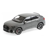 Minichamps Audi RSQ3 2019 - Grey Metallic 1:18