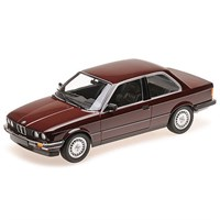 Minichamps BMW 323I 1982 - Red Metallic 1:18