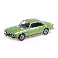 Minichamps BMW 3.0 CSI 1971 - Green Metallic 1:18