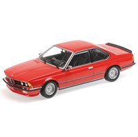 Minichamps BMW 635 CSI 1982 - Red 1:18