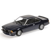 Minichamps BMW 635 CSI 1982 - Blue Metallic 1:18