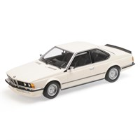 Minichamps BMW 635 CSI 1982 - White 1:18