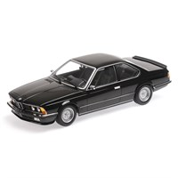 Minichamps BMW 635 CSI 1982 - Black Metallic 1:18