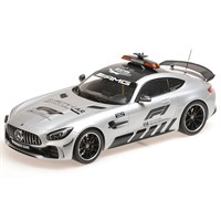 Minichamps Mercedes AMG GTR - 2019 F1 Safety Car 1:18
