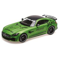 Minichamps Mercedes AMG GT-R 2017 - Nurburgring Taxi 1:18