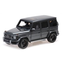 Minichamps Mercedes-AMG G63 2018 - Grey Metallic 1:18