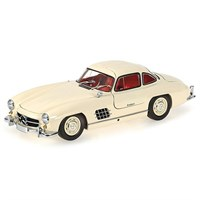 Mercedes 300 SL (W198) 1955 - Cream 1:18