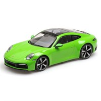 Minichamps Porsche 911 Carrera 4S Coupe 2019 - Green 1:18