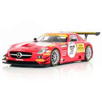 Mercedes SLS AMG GT3 - 3rd 2011 Spa 24 Hours - #35 1:18
