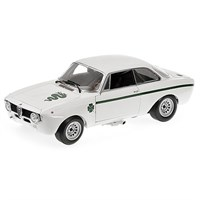 Minichamps Alfa Romeo GTA 1300 Junior 1971 - White 1:18