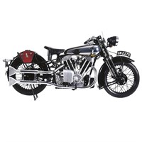 Minichamps Brough Superior SS100 1935 - T.E. Lawrence 1:6