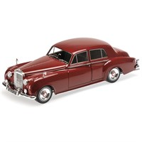 Bentley S2 1960 - Red 1:18